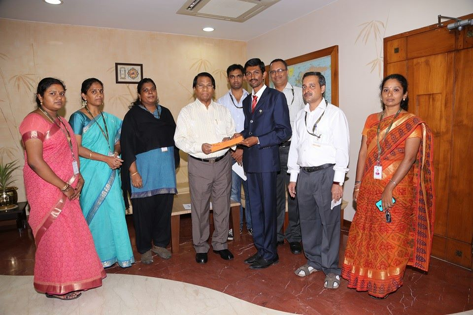 SUPERFECT SOLUTIONS Contribution for UHET & STARS - VIT UNIVERSITY